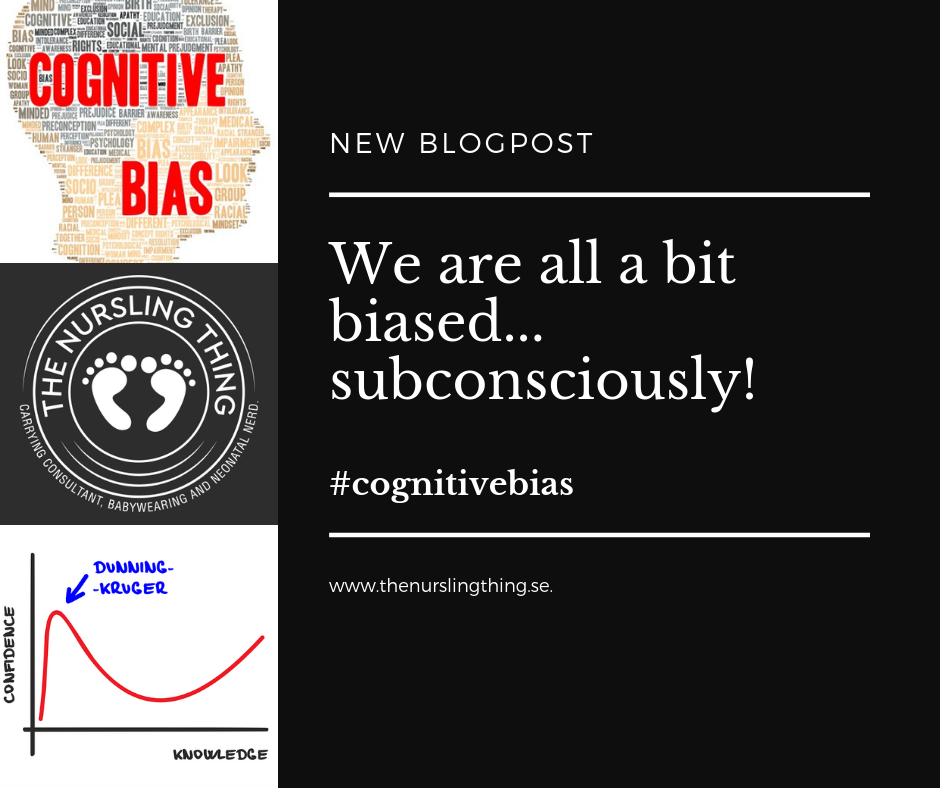 We are all a bit biased… subconsciously!